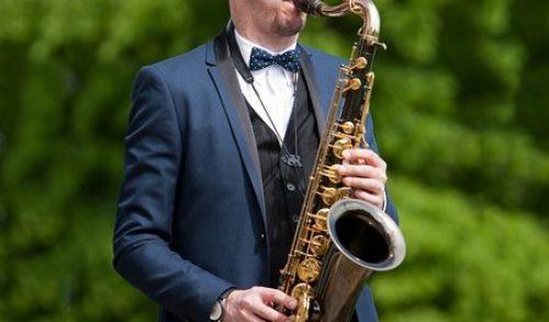 Saxophoniste mariage