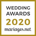 DJ IDF, gagnant Wedding Awards 2020 Mariages.net